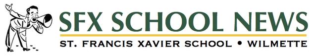 SFX SCHOOL NEWS BANNER